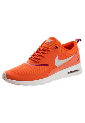 Nike Air Max Thea Orange Weiß
