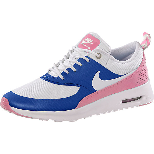 nike air max thea damen rosa grau learn german. Black Bedroom Furniture Sets. Home Design Ideas