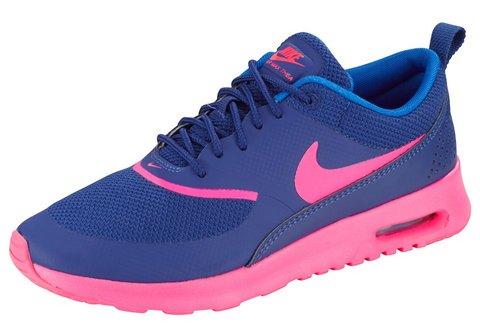 nike air max thea blau pink